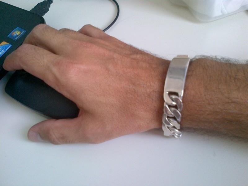 Nyons-15mm ID bracelet