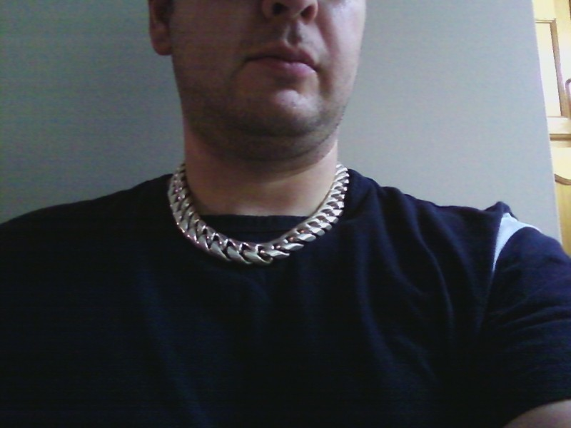 Men's 20MM Cuban Link Necklace Chain