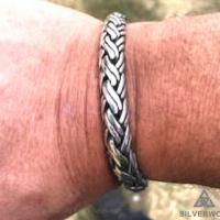 10mm Double Rope Weave Bracelet by customer