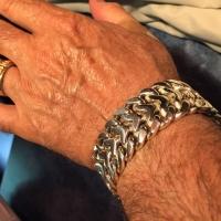 25mm Herringbone Bracelet3