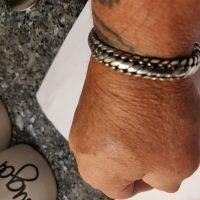 Woven Snake Bracelet 10mm