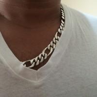 15mm Figaro Chain