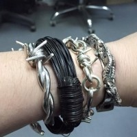 Barb Wire Bracelet Collection