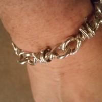 15mm Barb Wire Bracelet
