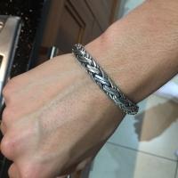 16mm Double Rope Weave Bracelet