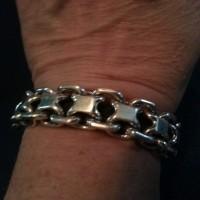 Unique and Heavyweight KBB1 Bracelet