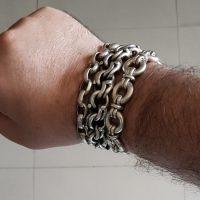 0-Link Toggle Bracelet