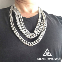 Miami Cuban Link Chain Collection