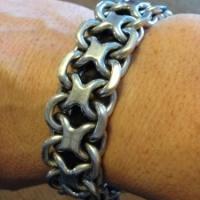 KBB 1 Unique Silver Bracelet