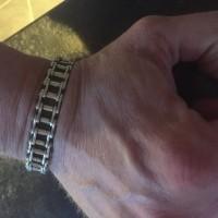 silver-bike-chain-bracelet