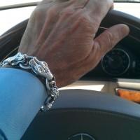 Snake Bracelet send (from Jeffery)