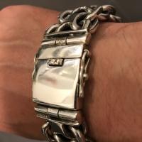 thick, big & heavy kbb1 mens bracelet - Oliver-B-germany.3
