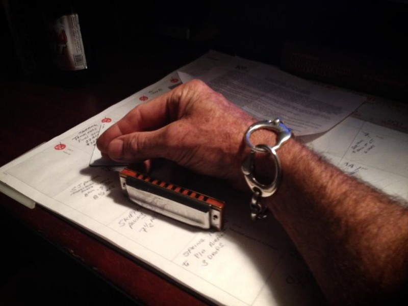 Hand Cuff Design - Keith Bracelet