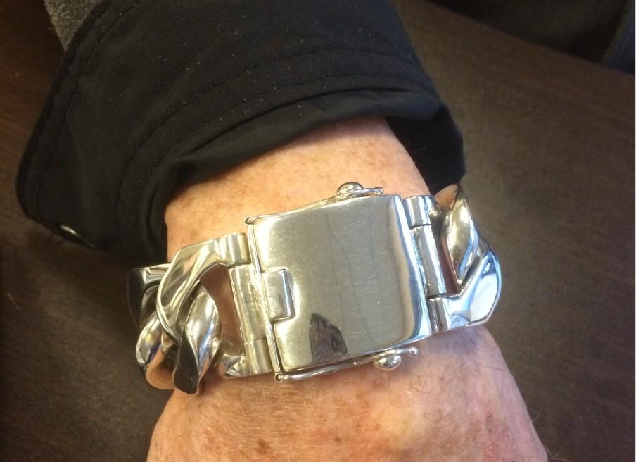 Men's Heavy 6 Link Bracelet