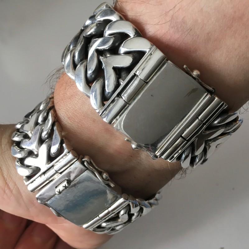 Herringbone Bracelet x 25mm