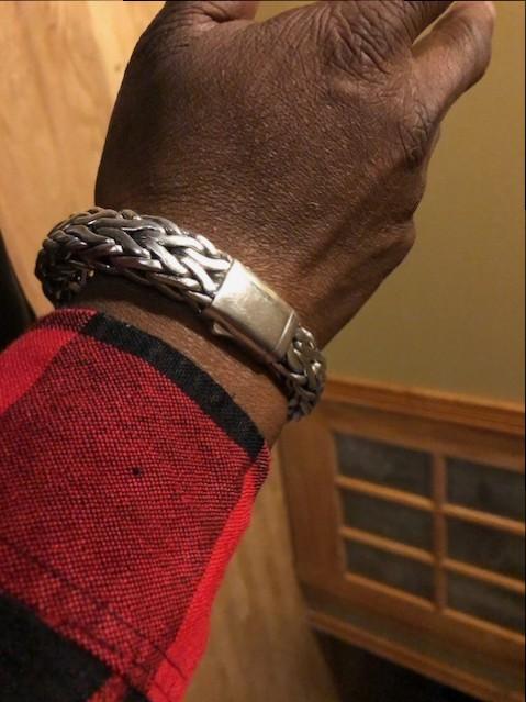 16mm Rope Weave Bracelet