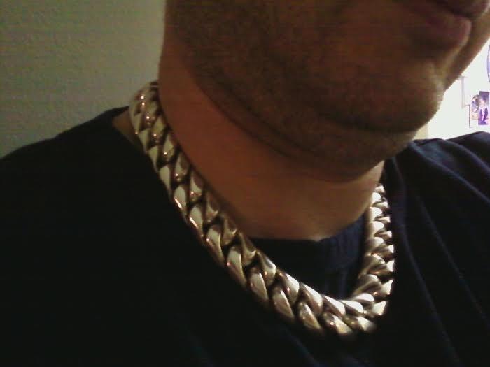 Men's 20MM Cuban Link Necklace Chain