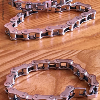 10MM Bike Chain Bracelet for Men | BY Silverwow