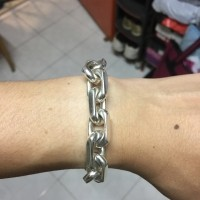 Chunky Chain Link Bracelet - 12mm design by John