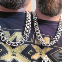 Massive, Heavy, Chunky Custom 15MM KBB1 Necklace for Men | BY Silverwow