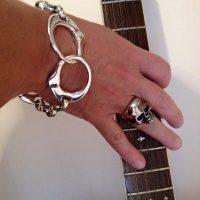 colin handcuff bracelet