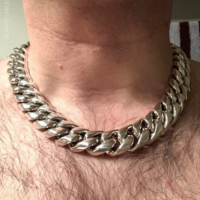 20MM Cuban Necklace Chain for Men | BY Silverwow