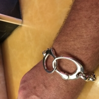 Keith Style - Handcuff Bracelets