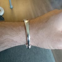 10 mm Heavy ID Torque Bangle