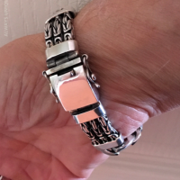Handcrafted Statement Piece: Triple Strand Bali Bracelet for Men | BY Silverwow