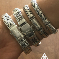 Unique Sterling Silver Bracelets Collection | BY Silverwow
