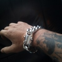 25mm Heavy Cuban Link Bracelet