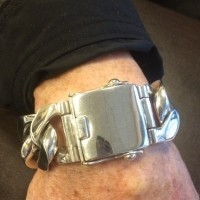 Men's Heavy 6 Link Bracelet