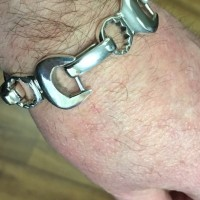 Silverwow Wrench Spanner Bracelet