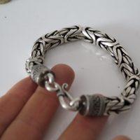 Big Byzantine Bracelet x 12mm