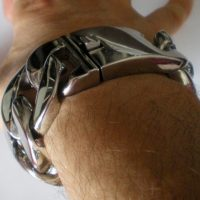 30mm Stainless Steel Bracelets